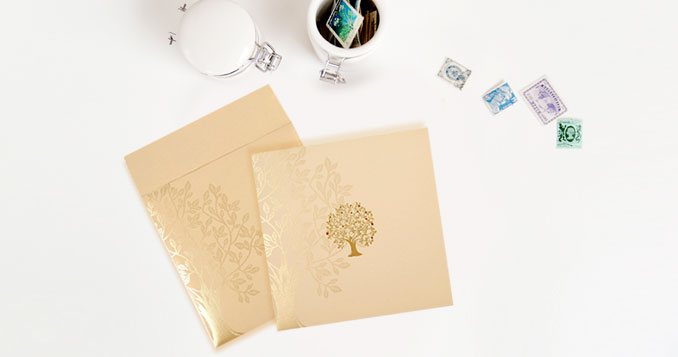 Elegant Wedding Invites-123WeddingCards