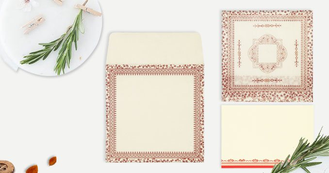 Traditional Wedding Invites-123WeddingCards