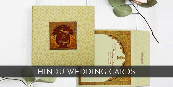 Latest Hindu Wedding Cards -123WeddingCards