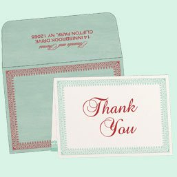 Thank You cards - 123WeddingCards