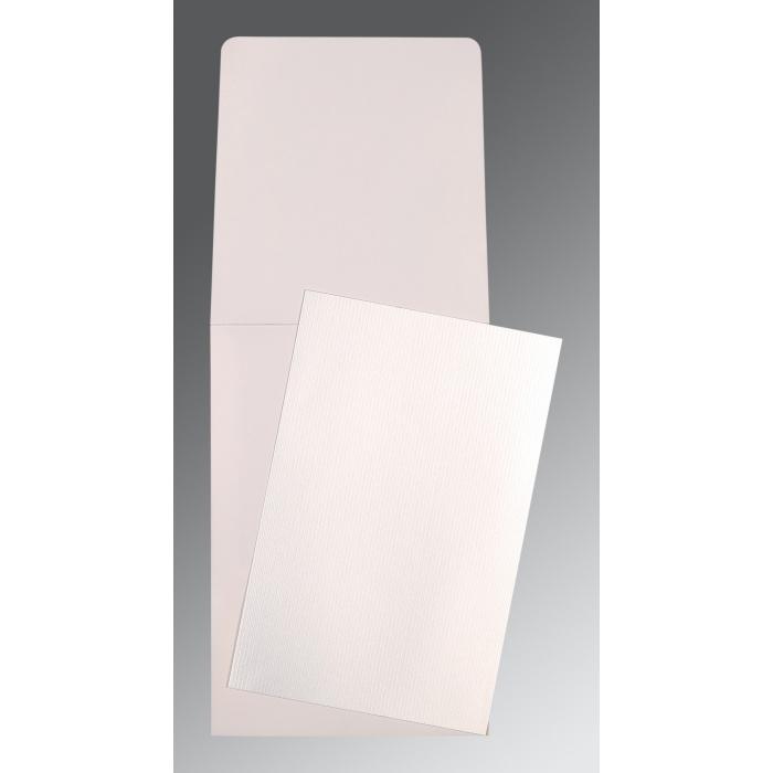 Shimmery Wedding Card : P-0008 - 123WeddingCards