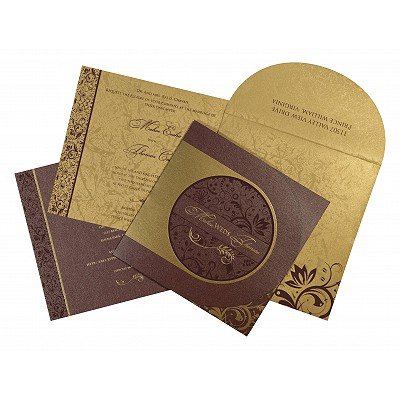 Wedding Invitation :  - 123WeddingCards